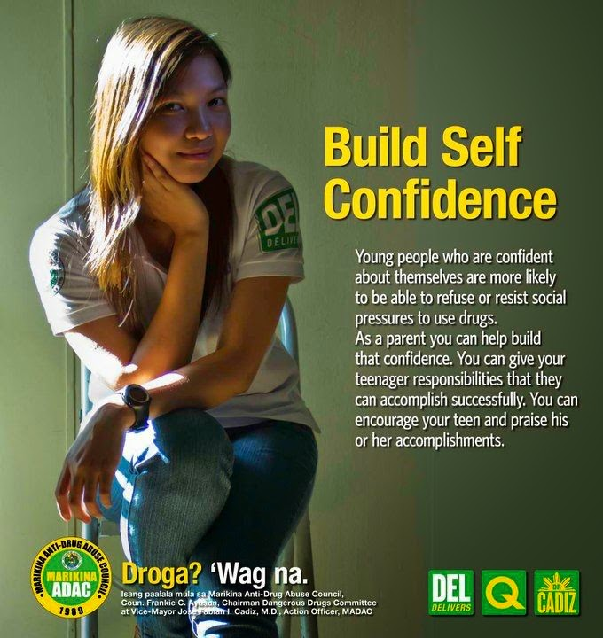 Young Filipino's Building Self Confidence.