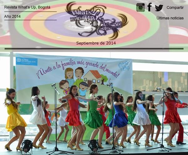 Visita-stand-Aldeas-nfantiles-SOS-Feria-del-Hogar-apoya-niños-colombianos
