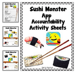 FREE App Accountability Sheets