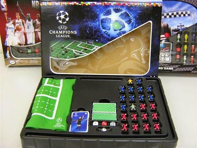 Futbol fusion estilos de futbol de mesa agosto 2014 for Juego de mesa de futbol