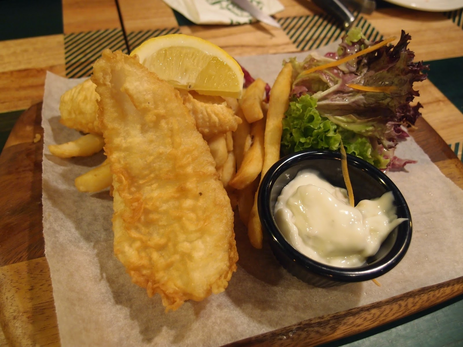 New England's Fish & Chips