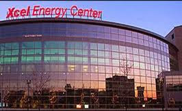 Xcel Energy Center event calendar