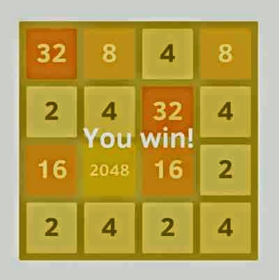 2048 Cool Math Games To Learn And Relax For Free And Fun