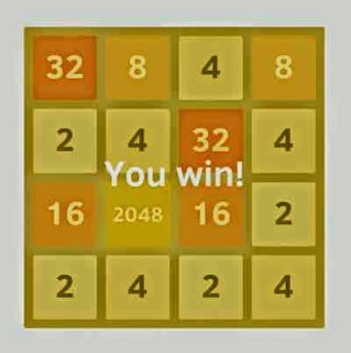 Cool Math Apps - 2048