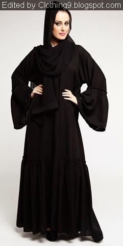 Stylish Dubai Abaya Designs