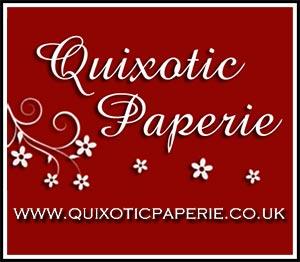 Quixotic Paperie Banner