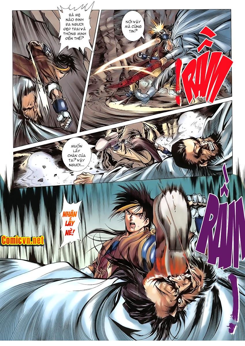 Lục Đạo Thiên Thư chap 11 - Trang 22