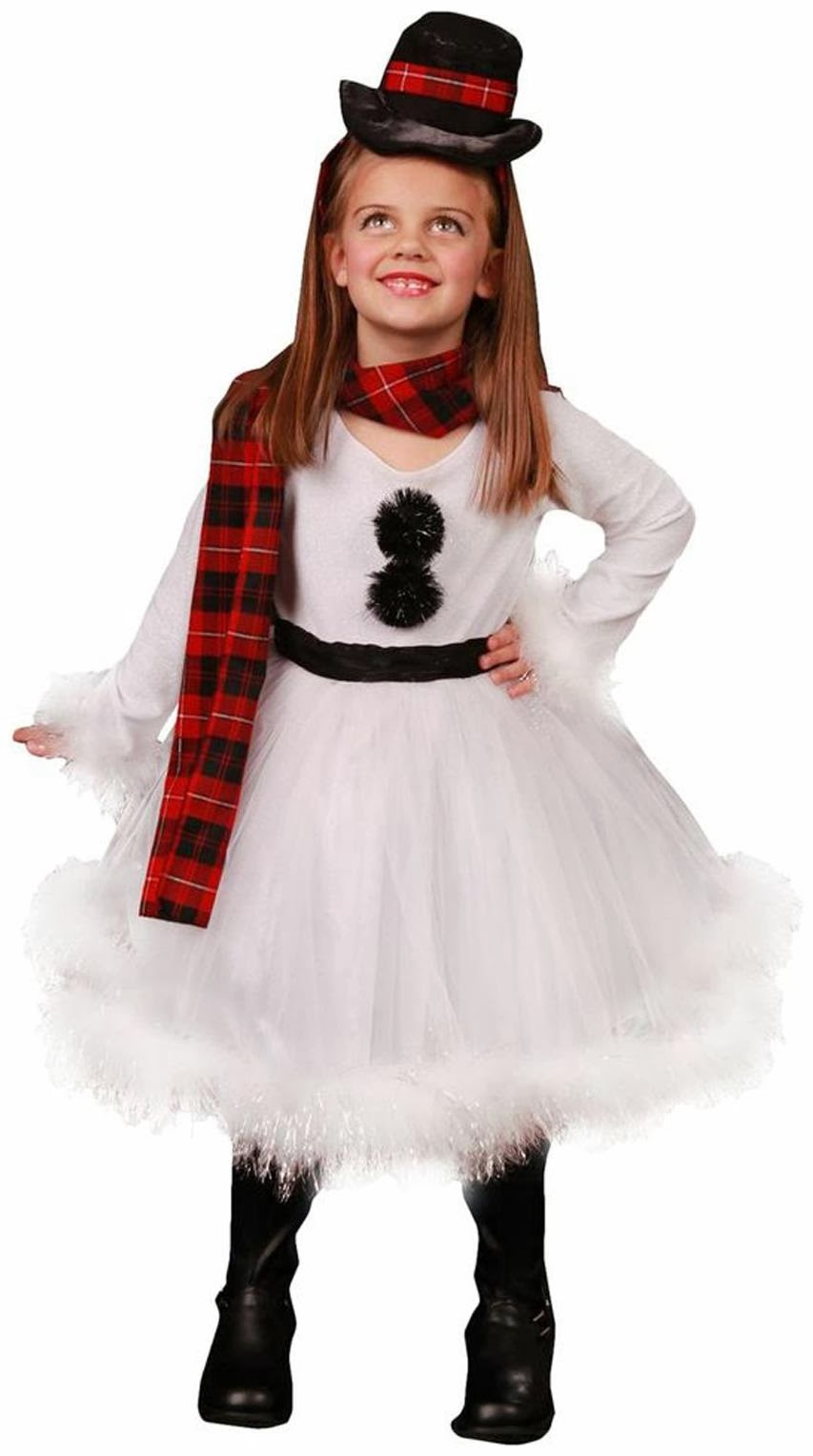 Toddler Christmas Costumes