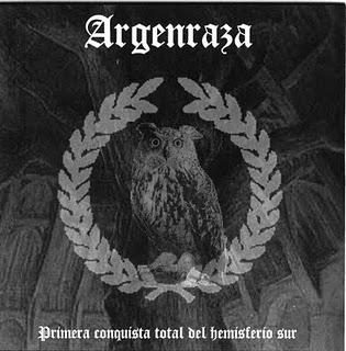 Argenraza - Primera Conquista Total Del Hemisferio Sur [Demo] (2004)