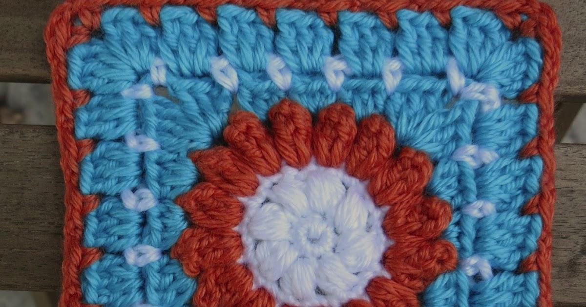 Da S Crochet Connection Daisy Granny Square