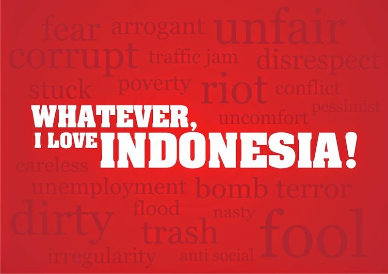 i love indonesia