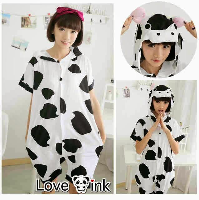 Jumpsuit Cow.Love Ink.