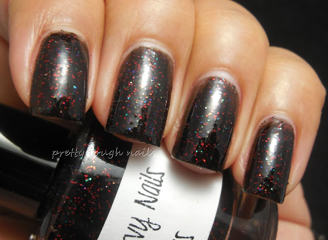 Tipsy Turvy Nails Angelus