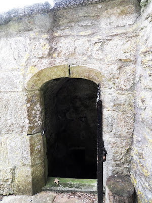 Holy Well of St Sampson Golant Cornwall