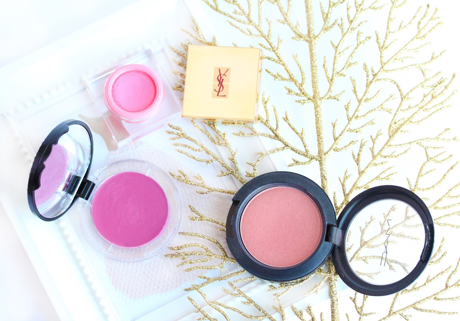 Top Winter Blushes