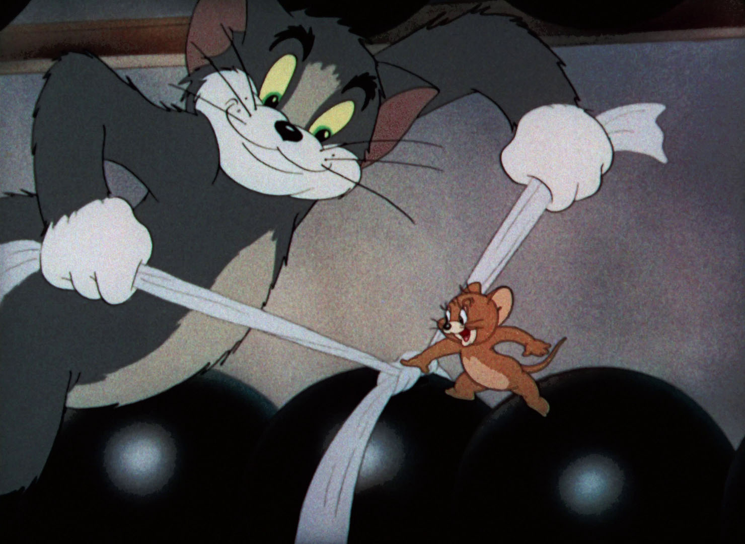 tom amp jerry pictures quotthe bowling alleycatquot