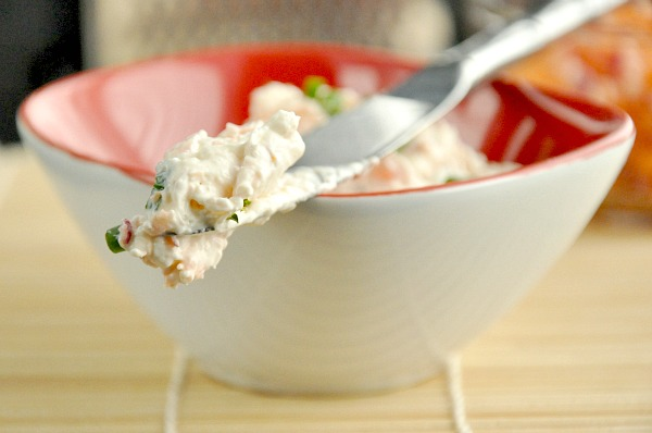 vegetable veggie cream cheese spread