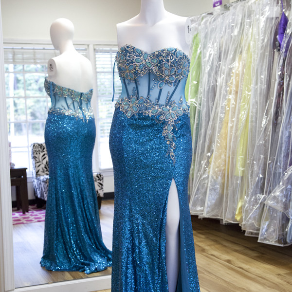 Plus Size Prom Dresses on Consignment in Atlanta, Ga | Back By ...