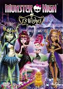 Monster High: 13 Wishes (2013) [Latino]
