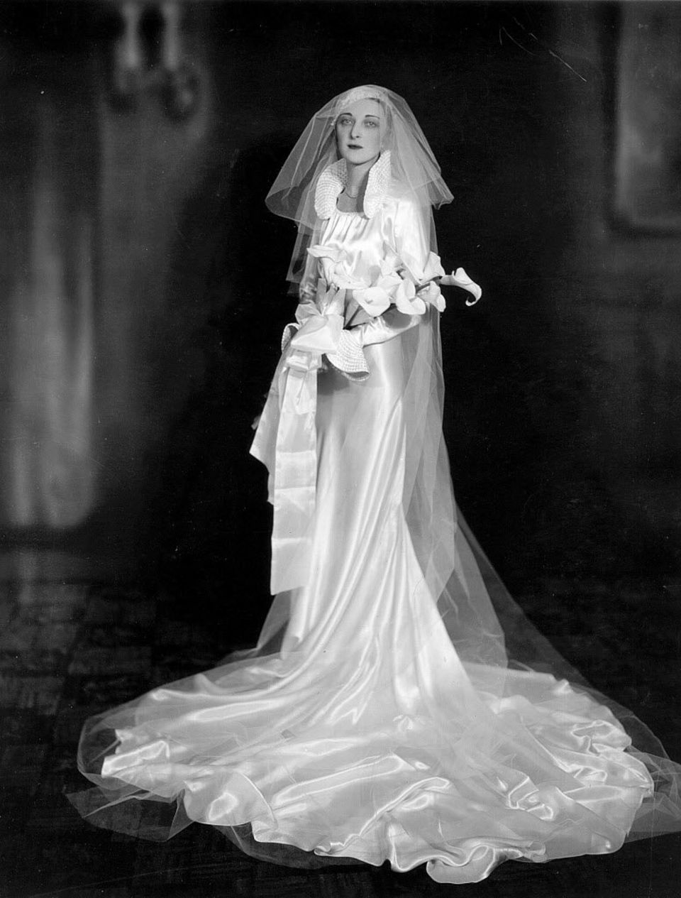 Brides and Wedding Fashion in Cleveland from the 1930s and 1940s ...