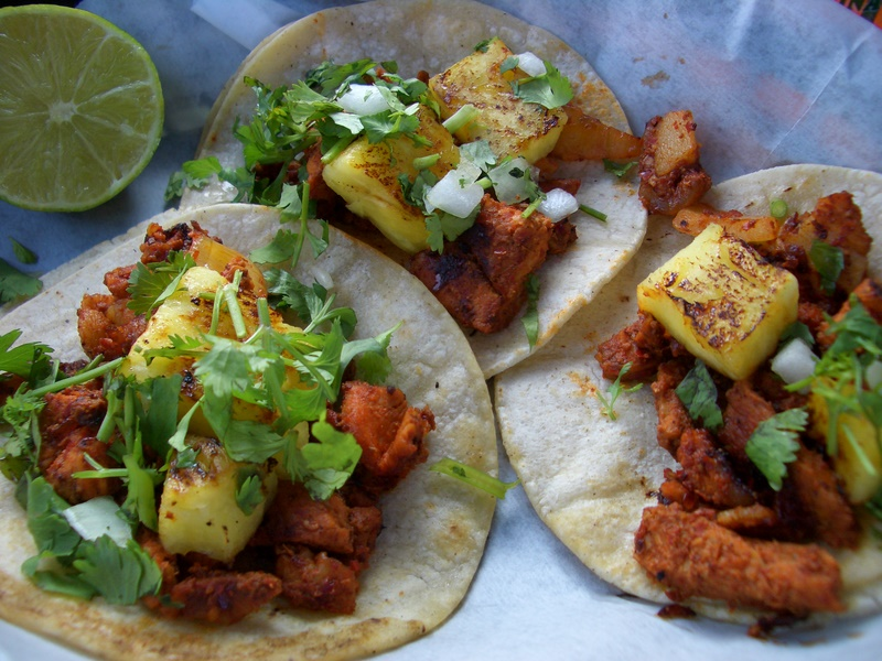The Domestic Curator: Tacos al Pastor, A Fiesta Of Flavor!