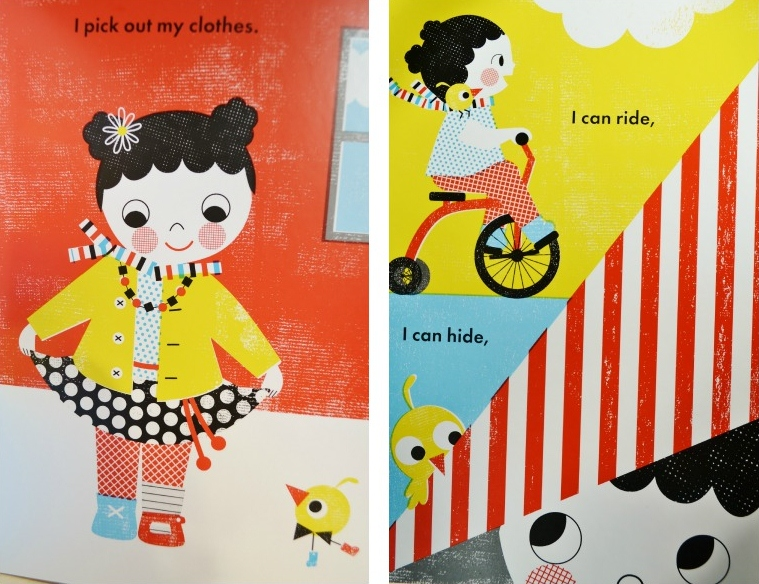 Julias bookbag super cute baby board books board books well looky look look what i found at target the other day i can do it myself and now i am big by stephen krensky and sara gillingham solutioingenieria Images
