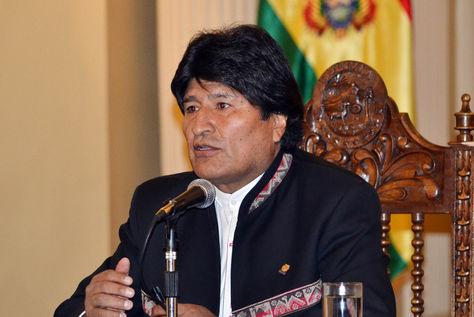 Reelecciones en Bolivia