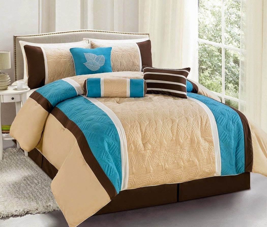 duck size sets bedding dark king lostcoastshuttle elegant and egg shocking california blue set interior brown it is comforter