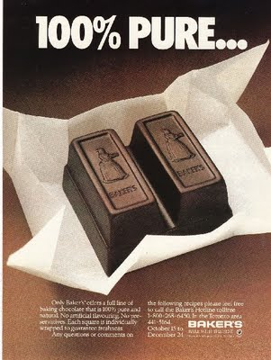 bakers  chocolate