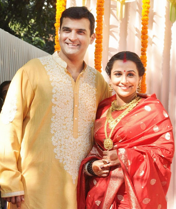 vidyabalan marriage actress pics