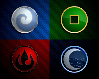 4 Elements Wallpaper