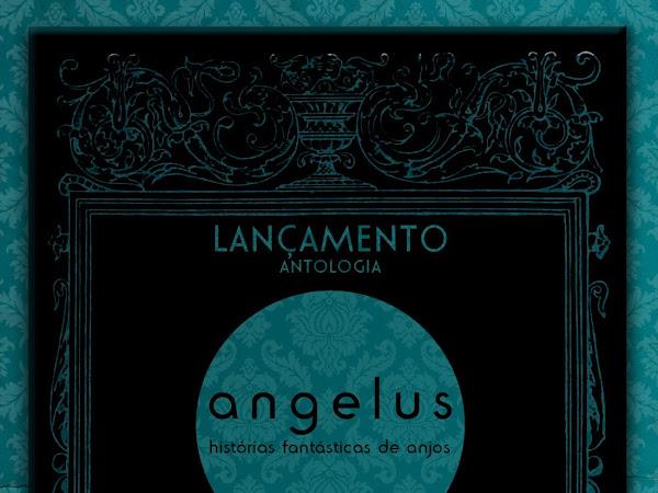 Lançamento de Angelus - Histórias Fantásticas de Anjos da Literata em São Paulo