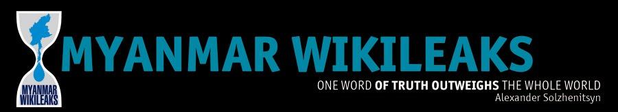 myanmarwikileaks