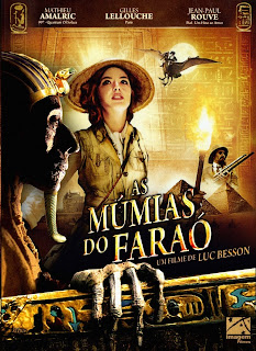 As Múmias do Faraó BRRip RMVB - Dublado