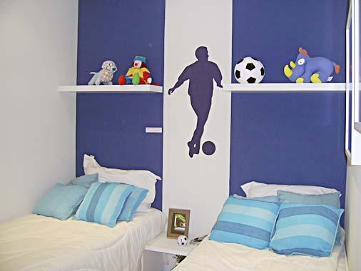50 Ideias de quartos de meninos gêmeos » Gemelares ~ Vendo Quarto Juvenil