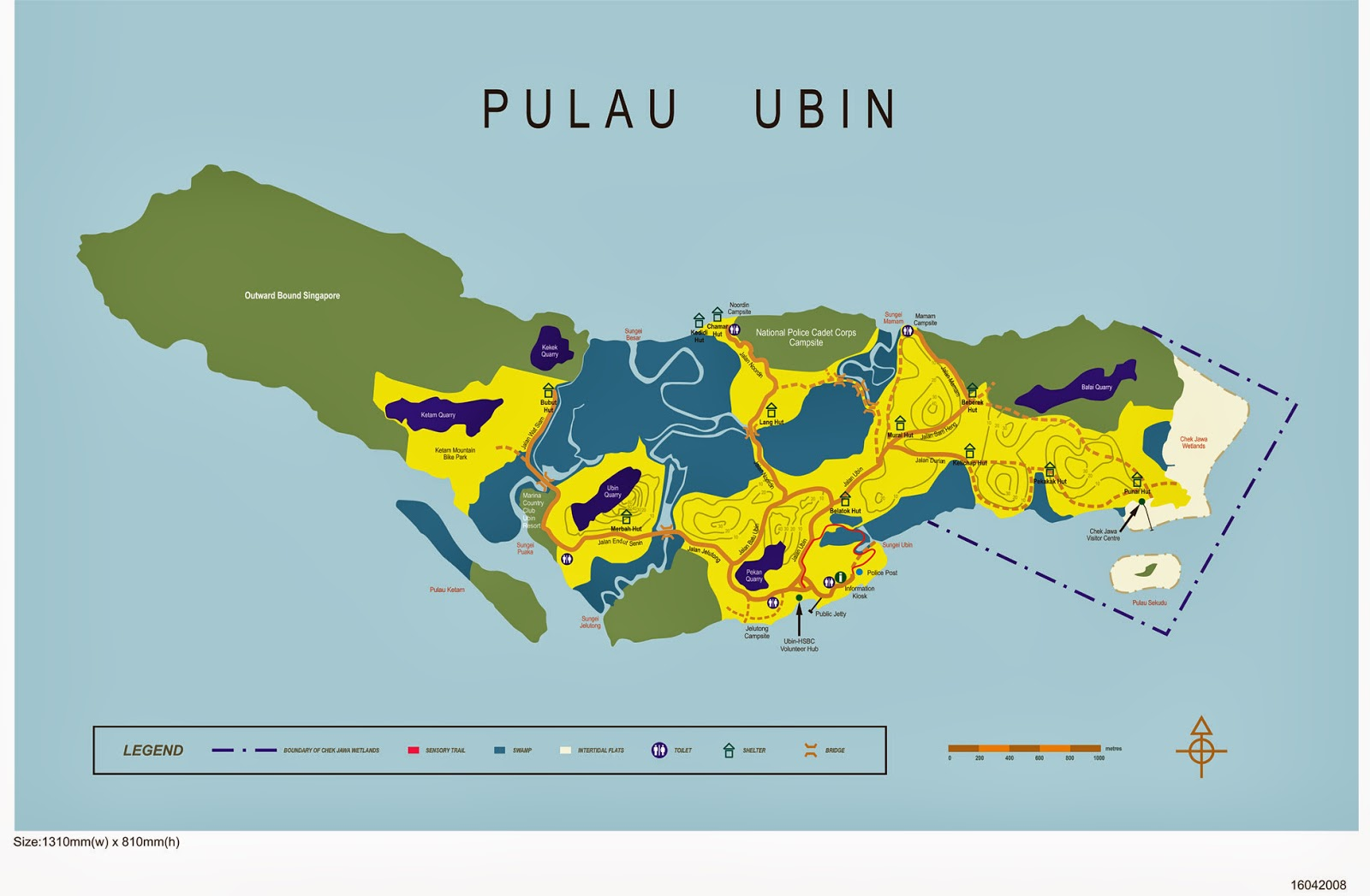 What And Where Is Pulau Ubin Island In Singapore