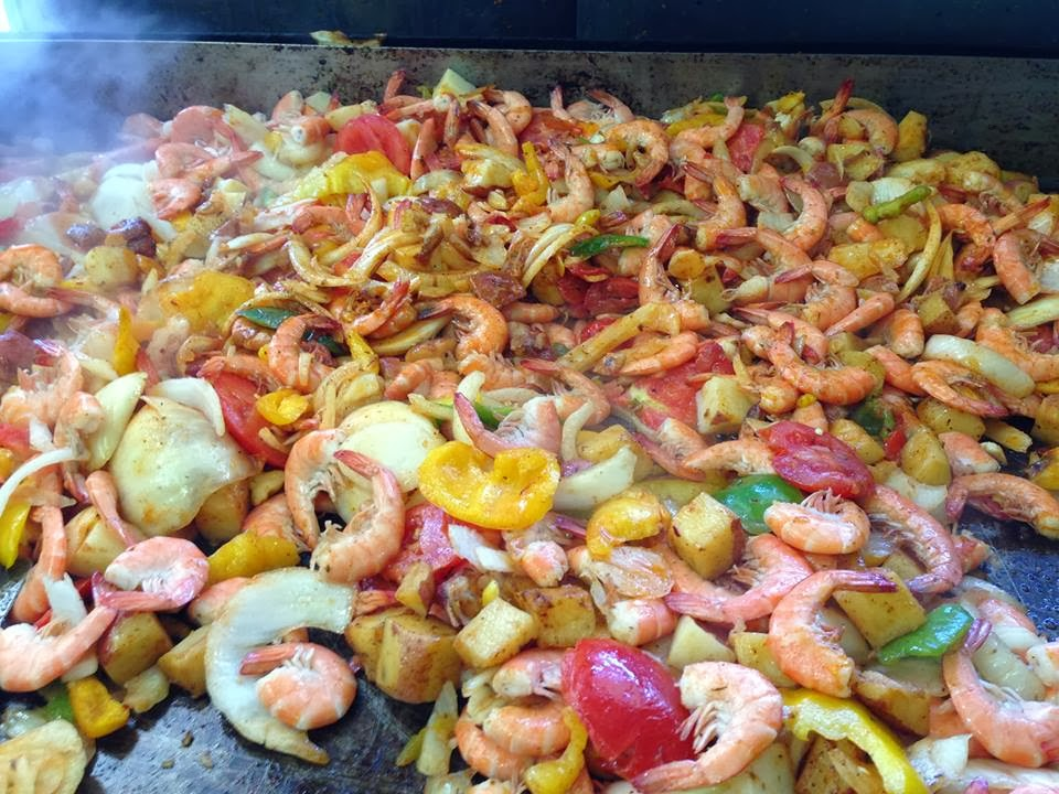 Cindy 39 s fabulous finds san pedro fish market restaurant for Fish market san pedro