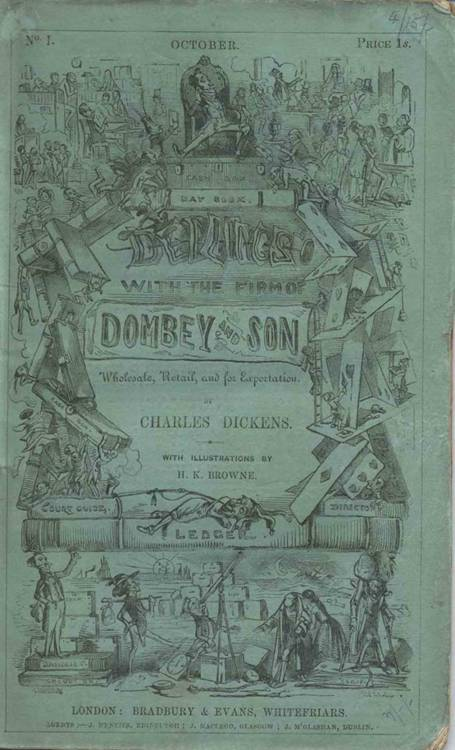 dombey and son analysis