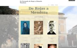 De Rojas a Mendoza