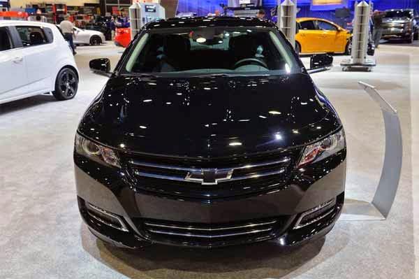 2015 Chevrolet Impala Blackout Concept