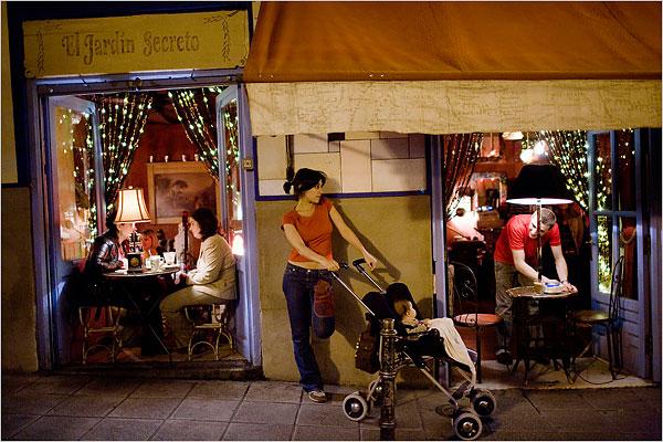 Recortes de madrid vuelta a las andadas - El jardin secreto restaurante madrid ...