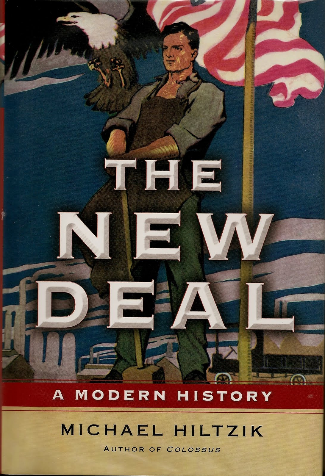 a history of the new deal in united states Ssush18 the student will describe franklin roosevelt's new deal as a response to the depression and compare the ways governmental programs aided those in need.