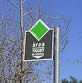 Àrea verda d'aparcament