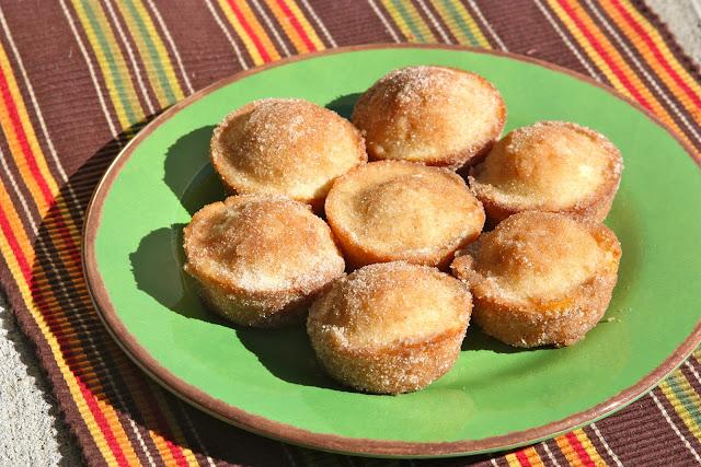 French Breakfast Puffs {Donut Muffins}