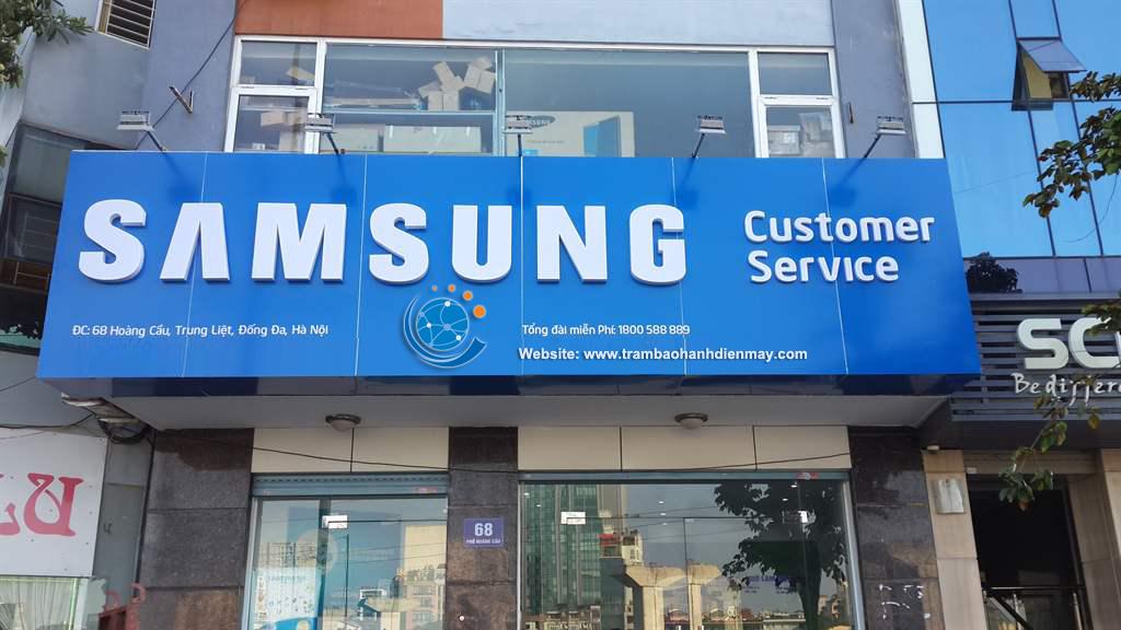 Trung tâm bảo hành tivi Samsung/ Phục vụ 24/7