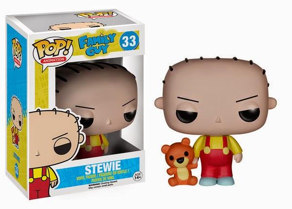 Funko Pop! Stewie