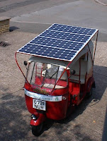 Vehicles using Solar Power