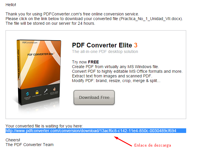 PDF Converter Tutorial