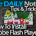 Galaxy Note 3 Tips & Tricks Ep. 3: How To Install Adobe Flash Player on Note 3