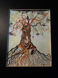 Tree of Life, My Art